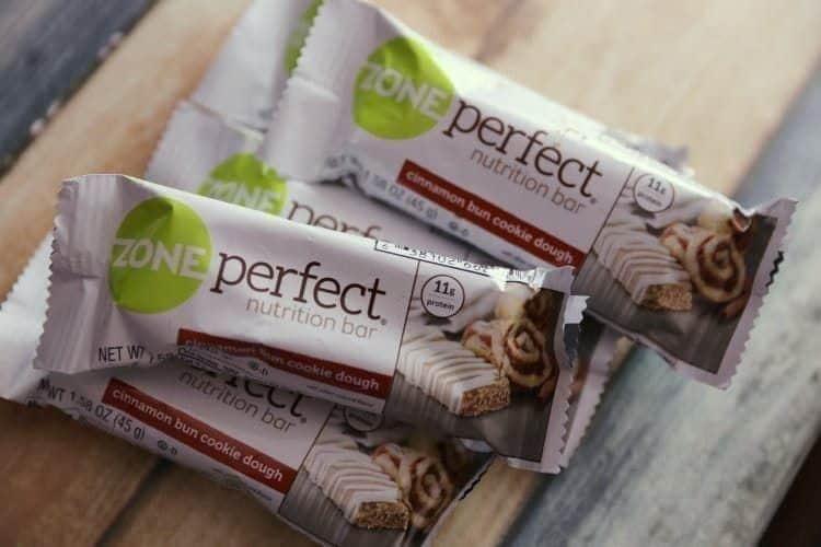 zone perfect bars yum