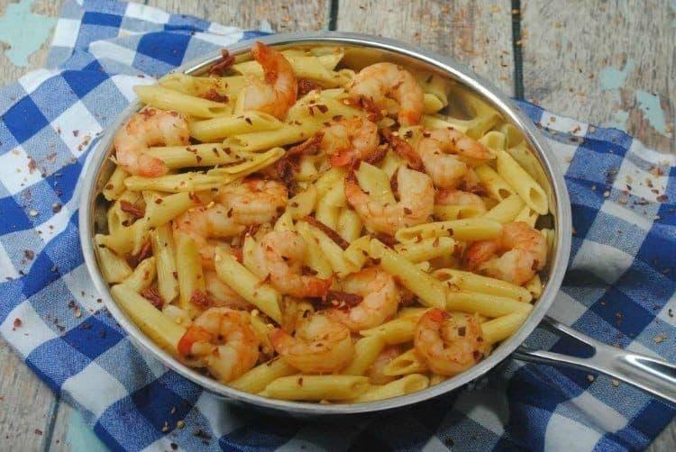 Shrimp Pasta Recipe