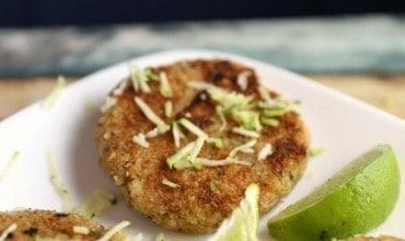 Quick & Easy Zucchini Tuna Patties Recipe