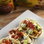 Easy Game Day Chicken Fajitas Taco Boats Recipe