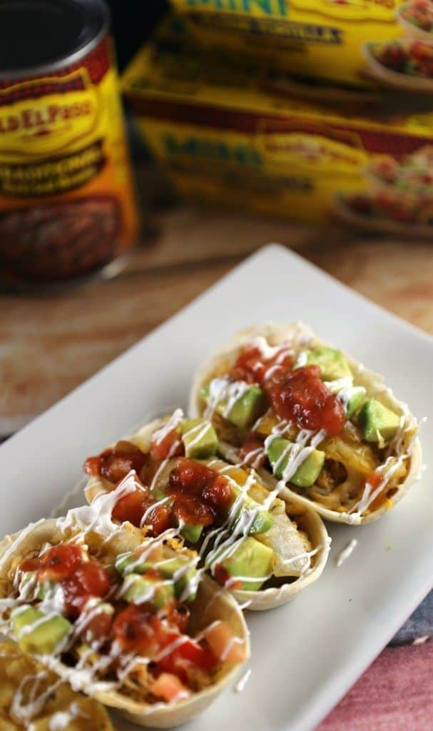 Easy Game Day Chicken Fajita Taco Boats Recipe