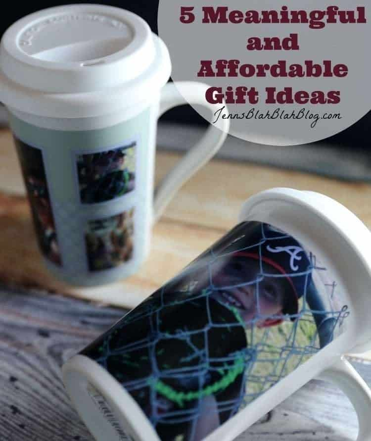 5 Meaningful and Affordable Gift Ideas