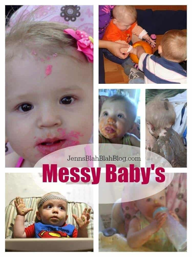 Messy Baby