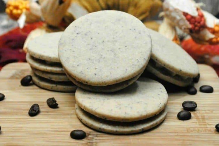 Pumpkin Coffee Cookies
