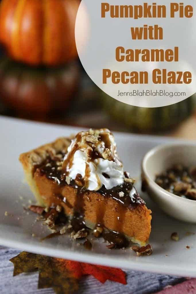 Caramel Pecan Pumpkin Pie Recipe