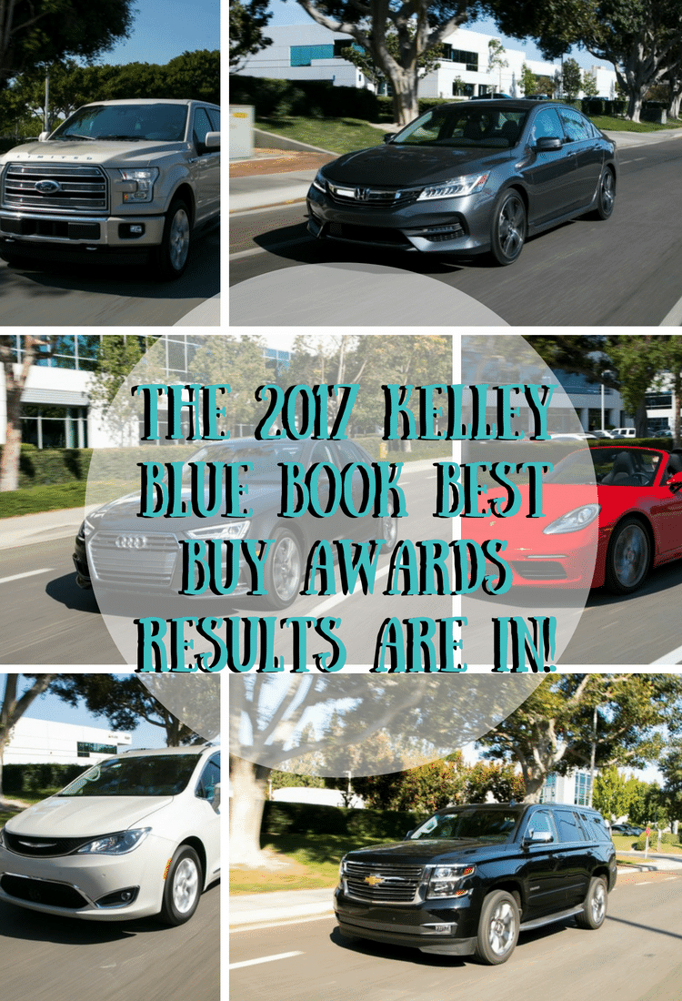 the 2017 Kelley Blue Book Results Are In