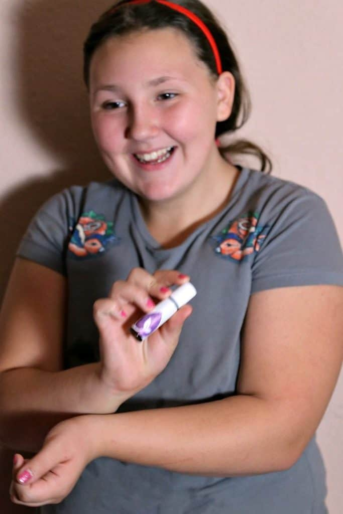 kids can use essential oils