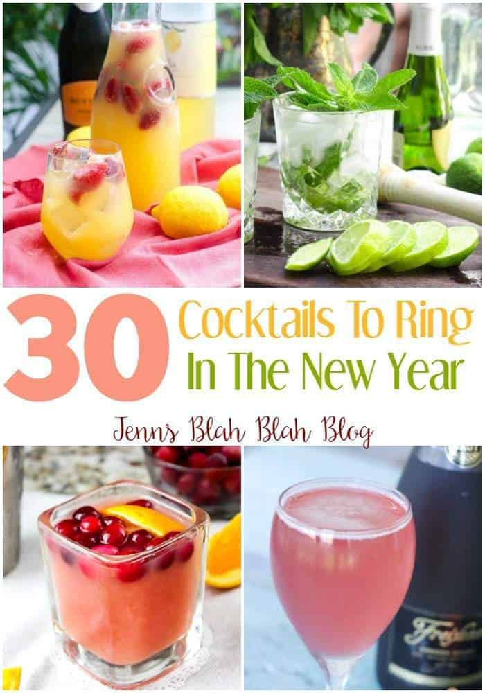 30 Cocktails To Ring In The New Year