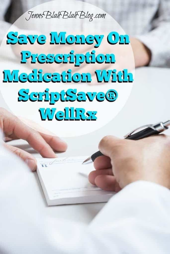 Save Money On Prescription Medication With ScriptSave® WellRx