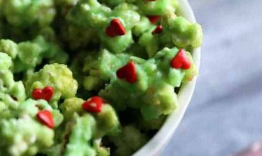 Grinch Christmas Candy Popcorn Dex-ipe
