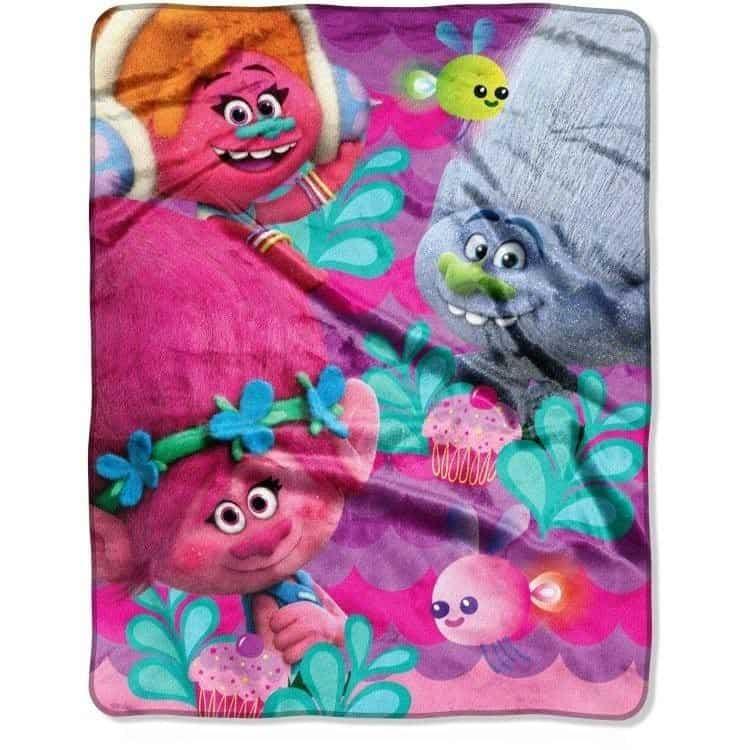 trolls blanket