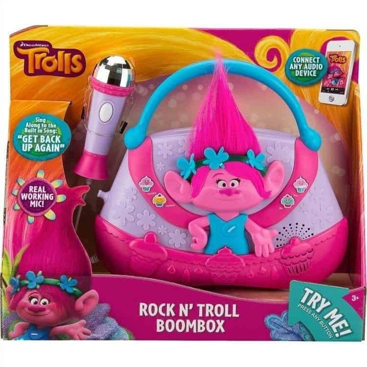 trolls boom box