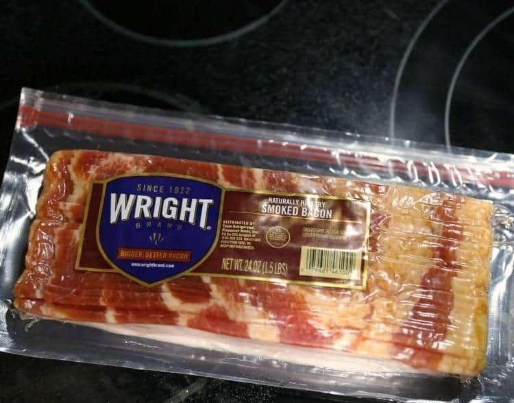 wright smoked bacon
