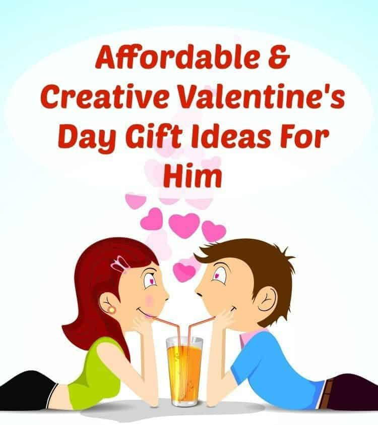 Affordable creative valentine 39 s day gift ideas for him for Creative valentines day ideas for her