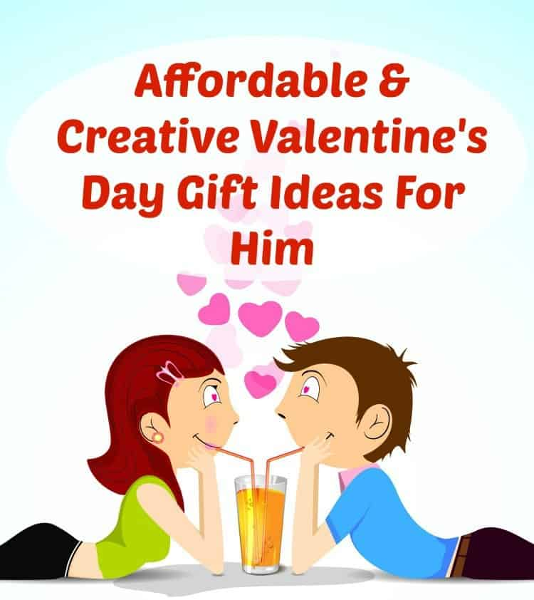 affordable creative valentine 39 s day gift ideas for him