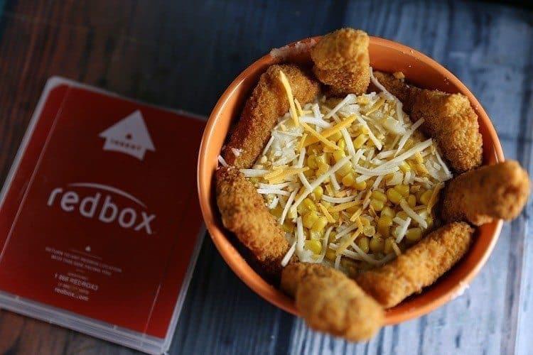 Fun Chicken Nugget Bowl