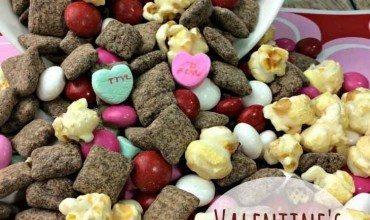 Valentine's Cherry Muddy Mix Recipe