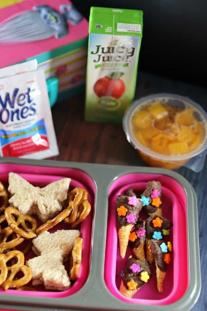 Butterfly Lunchbox idea for kids