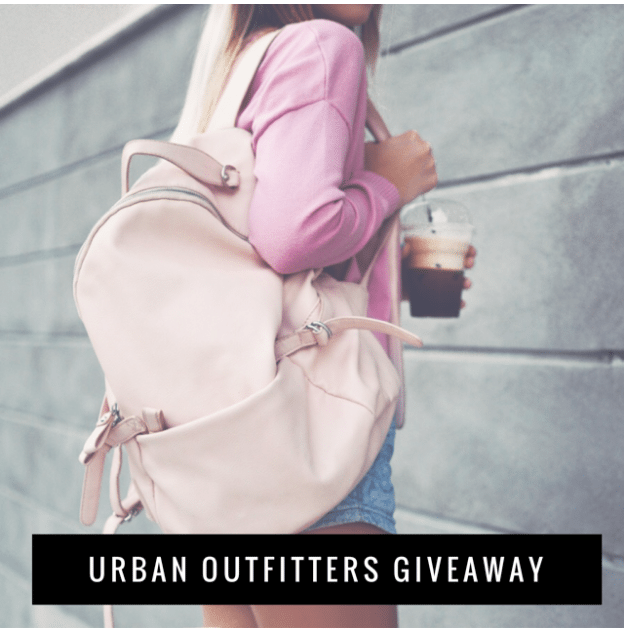 Urban outfitters giveaway