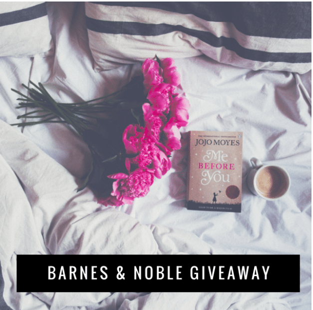 barnes and nobloe giveaway