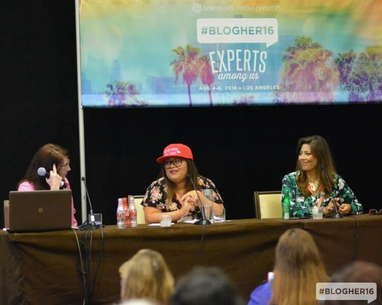 blogher sessions
