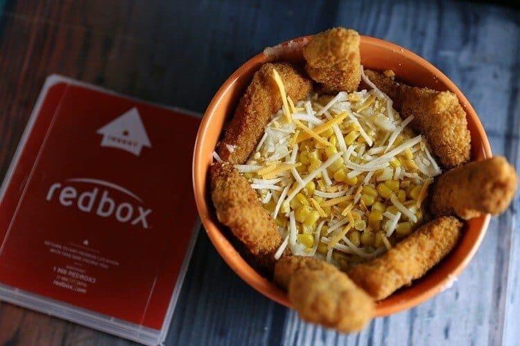 Chicken Nugget Bowl