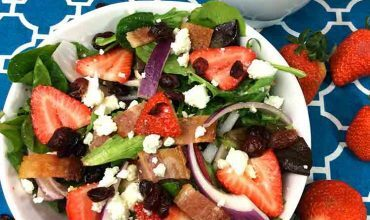 Healthy Spring Chicken Salad