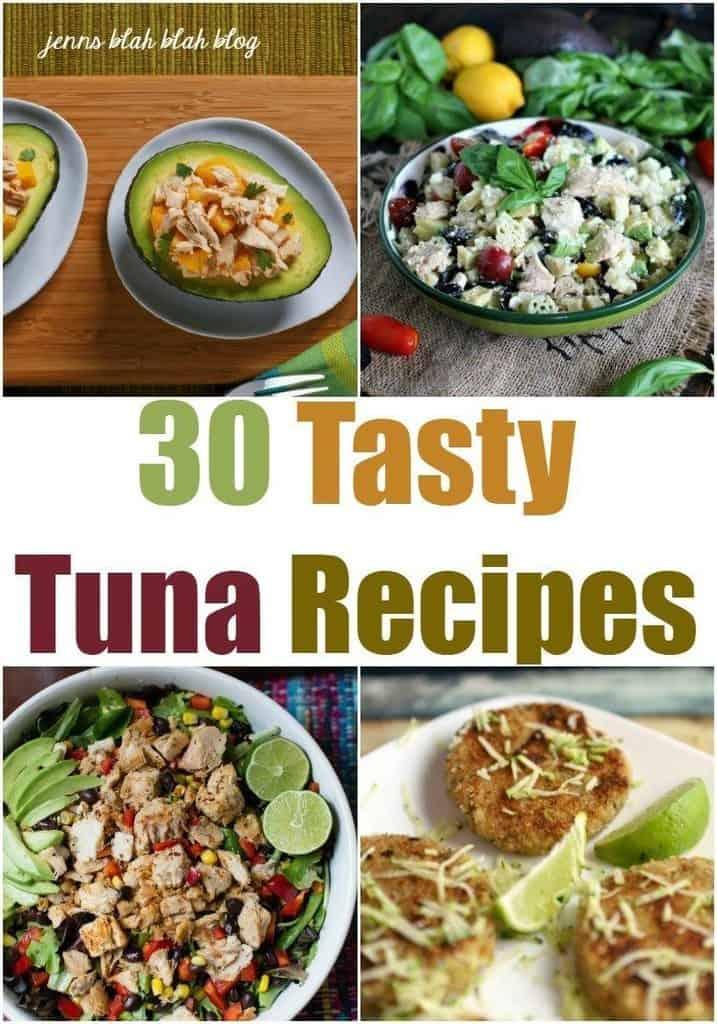 30 Tasty Tuna Recipes 1