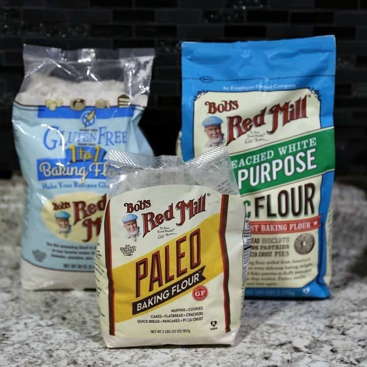 Red Mill Flour
