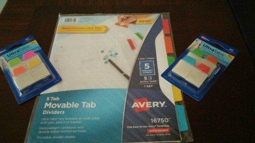 It is Easy to Keep Organized with Avery from Shoplet 2