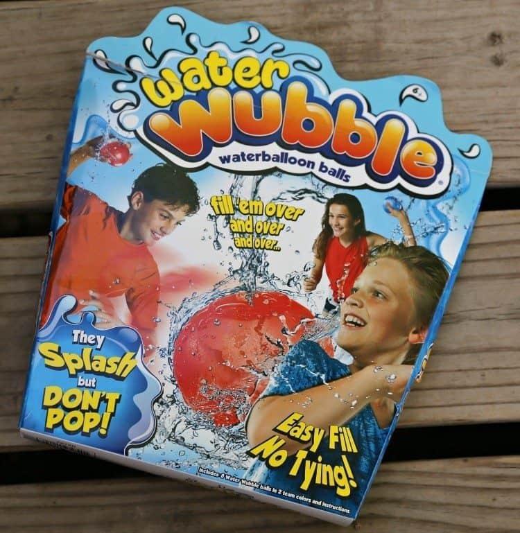 water wubble