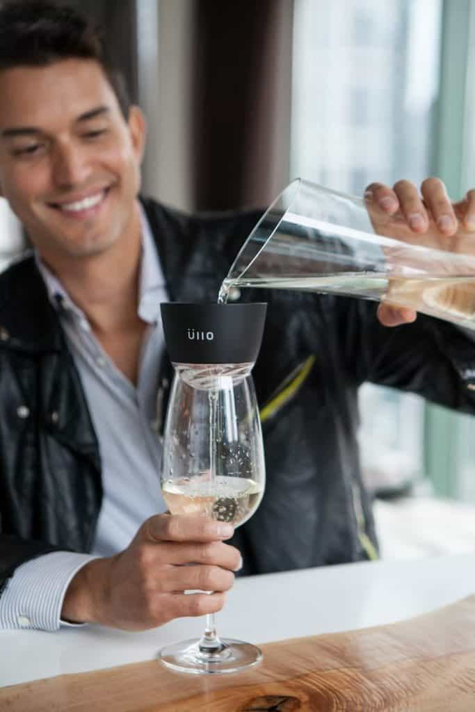 Remove Sulfites with the Ullo Wine Purifier 2