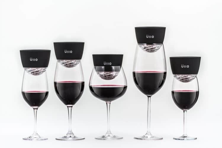 Remove Sulfites with the Ullo Wine Purifier 3