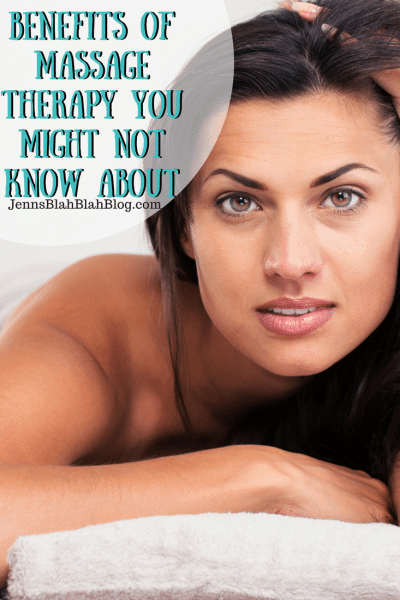 Benefits of Massage Therapy You Might Not Know About
