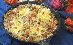 Southwest Breakfast Cast Iron Skillet Recipe + Giveaway