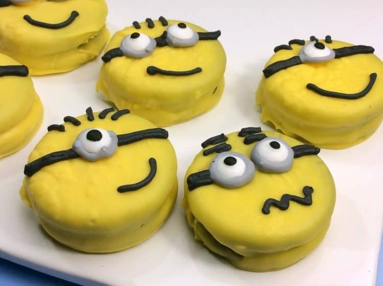 minion oreo cookie recipe
