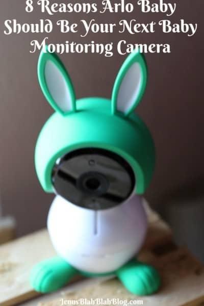 8 Reasons Arlo Baby Should Be Your Next Baby Monitoring Camera