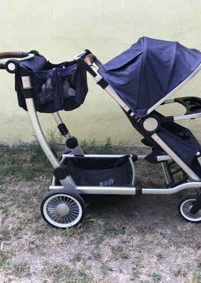 Austlen Baby Stroller Review + Giveaway