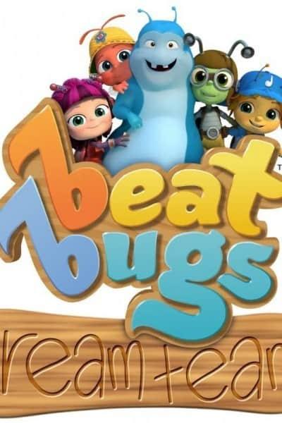 Introducing Beat Bugs Dream Team On Netflix!