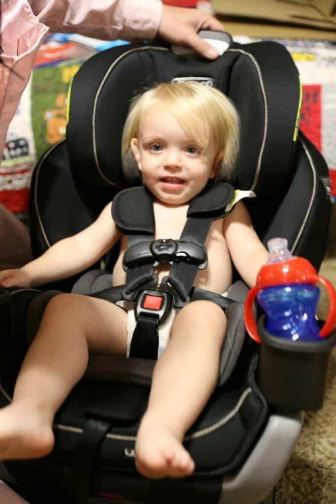 Reasons To Love The Graco Extend2Fit 3 In 1 Car Seat With TrueShield Technology