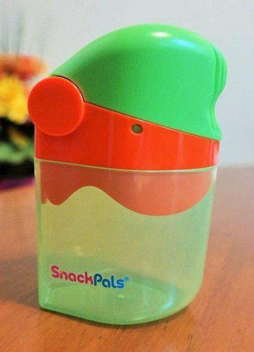 Portions Controlled One Mouthful At A Time With SnackPals. 7