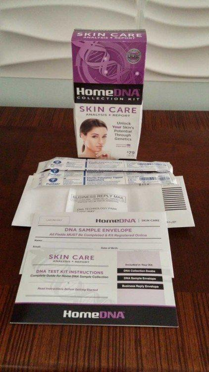 Maintaining Younger Looking Skin is Only a Swab Away with HomeDNA™ Skin Care 5