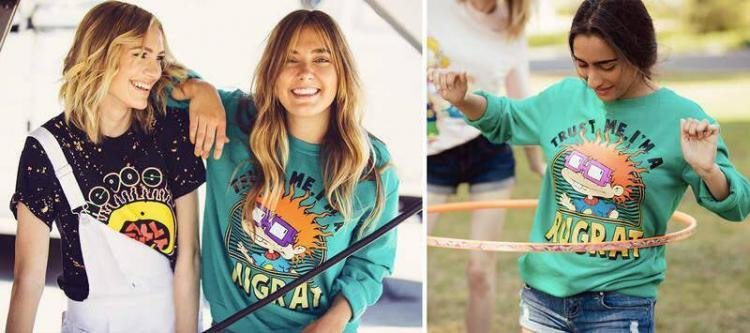 Love Tribe Apparel Nickelodeon Collection + Giveaway 8