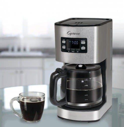 Capresso 12-Cup Coffee Machine Review 3