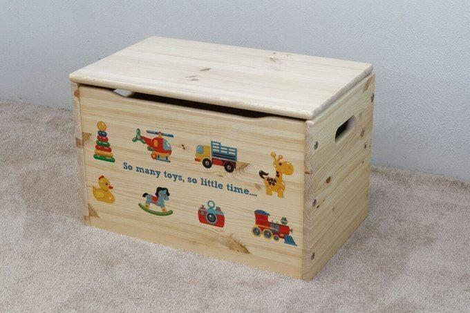 Little Colorado Customize Toy Box Review & Kickstarter 14