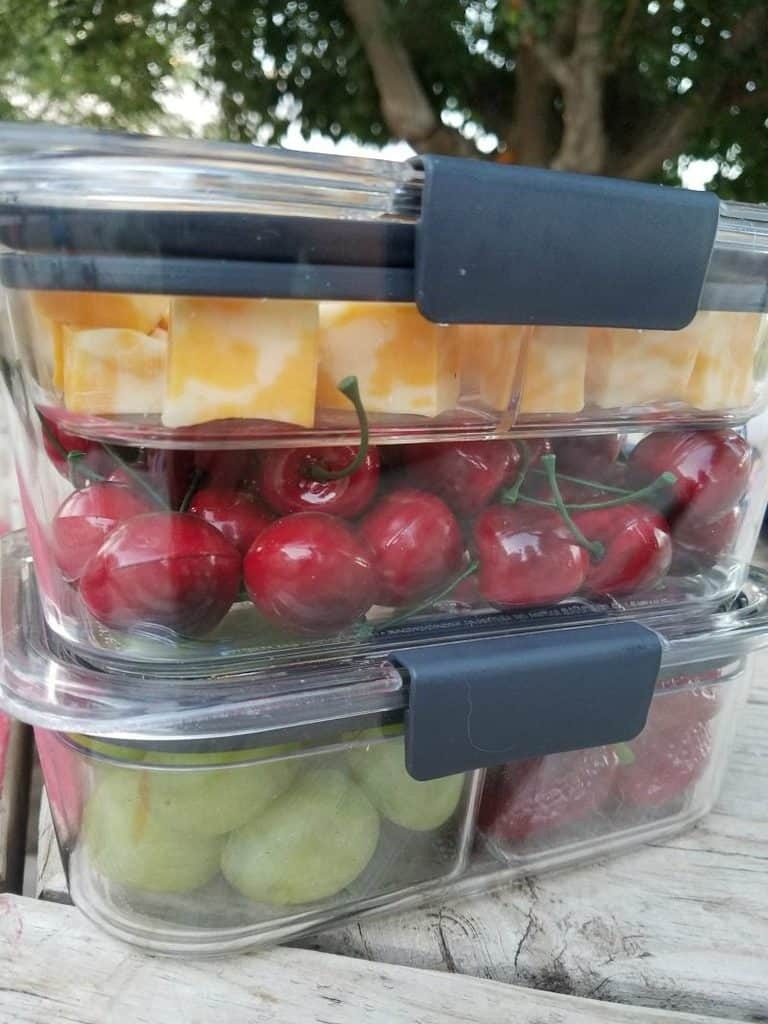 Weight Loss Tips for a Busy On-The-Go Lifestyle+ Rubbermaid BRILLIANCE Salad & Stack Sets Giveaway 4