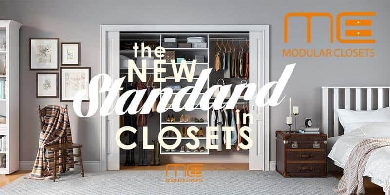 Get Creative & Get Organized With Modular Closets! 5
