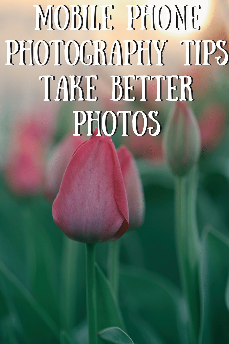 MobilePhone Photography Tips - Take Better Photos