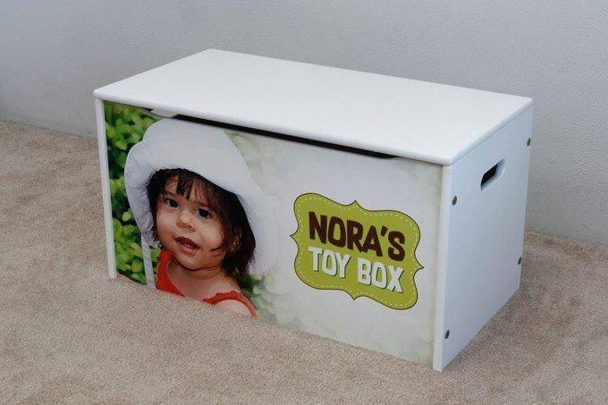 Little Colorado Customize Toy Box Review & Kickstarter 12