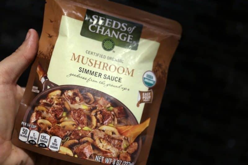 Roast Beef Mushroom & Swiss Sliders 2